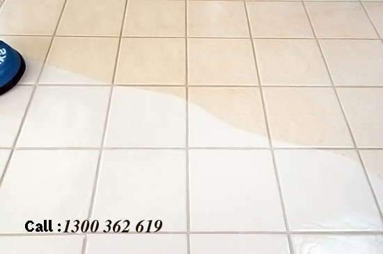 Tile and Grout Cleaning East Hills