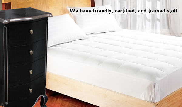 Mattress Sanitizing Monterey