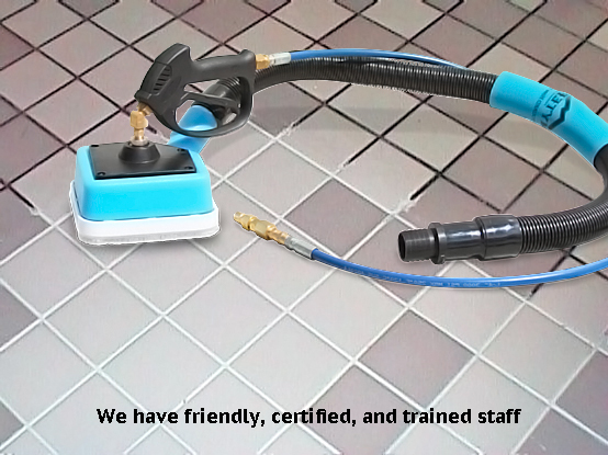 Guaranteed Tile And Grout Cleaning Revesby