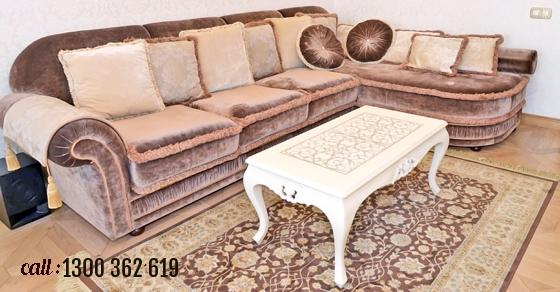 Residential Upholstery Cleaning Ashbury