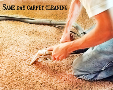 Same Day Carpet Cleaning Service Blackwall